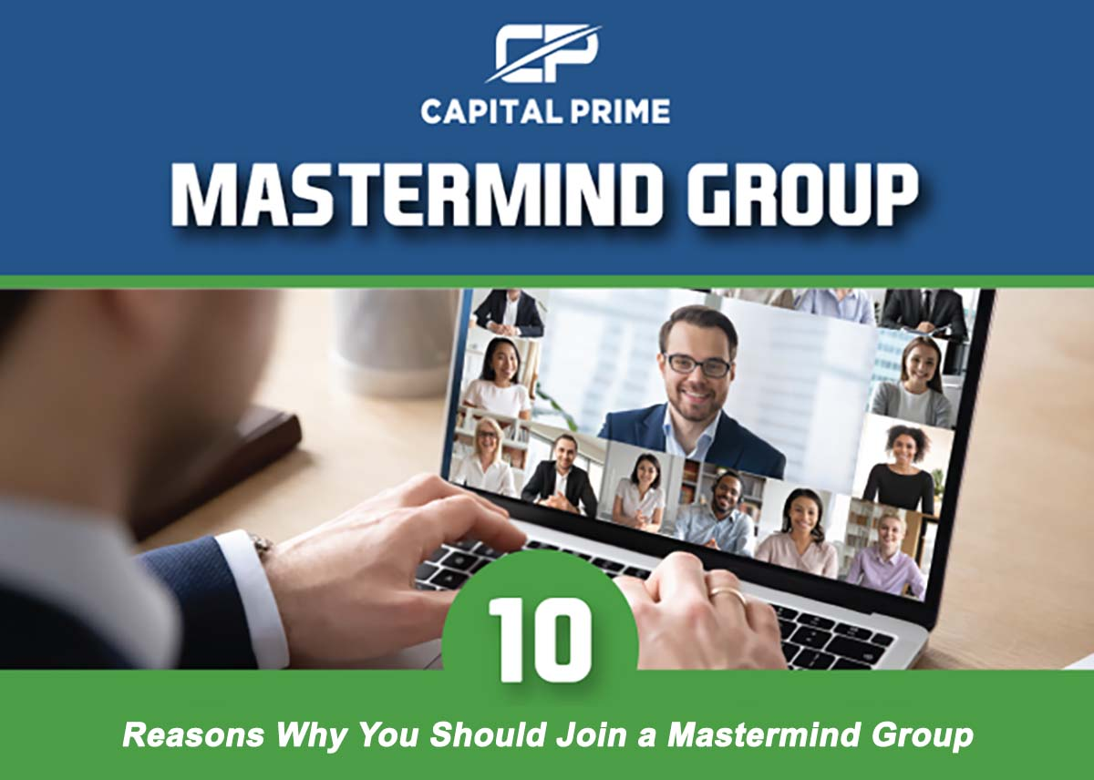 10 Reasons Why You Should Join a mastermind Group